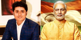 Modi biopic producer, star meet EC, defend film