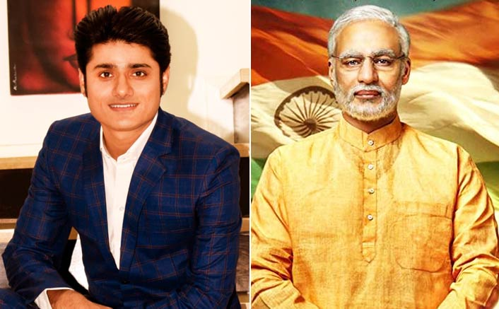 Modi biopic producer, star meet EC, defend film