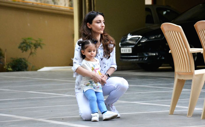 "Soha Ali Khan On Motherhood: ""It Can Be Challenging & Exhausting…"""