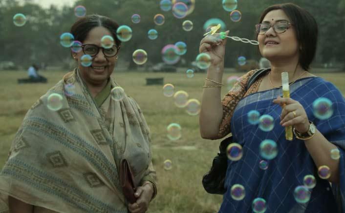 Nikhita Gandhi lends her voice for Windows Production's Mukherjee Dar Bou
