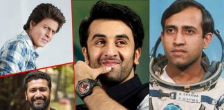 Not Shah Rukh Khan Or Vicky Kaushal, But Ranbir Kapoor To Play Rakesh Sharma In Saare Jahaan Se Accha?
