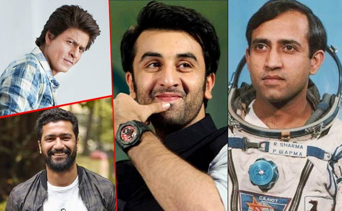 Not Shah Rukh Khan Or Vicky Kaushal, But Ranbir Kapoor To Play Rakesh Sharma In Saare Jahaan Se Accha?