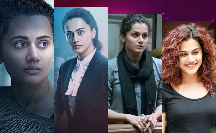 On This International Women's Day, Taapsee Pannu Is The Actress We Should Talks About!
