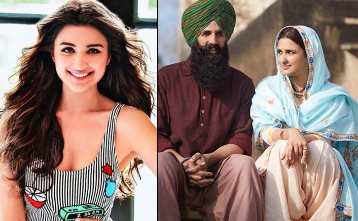 Parineeti ecstatic about 'Kesari' success