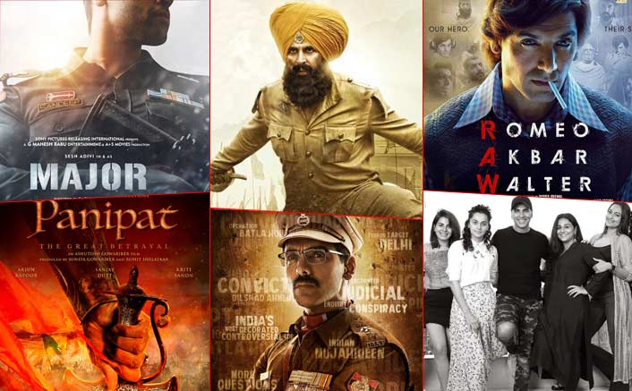 Patriotic films on a new 'high' in Bollywood