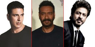 Post Total Dhamaal, Ajay Devgn Tallies Shah Rukh Khan & Akshay Kumar; BEATS Khiladi In Star Ranking