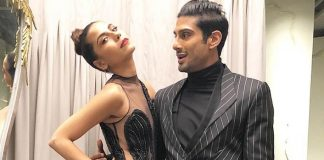 Prateik gets directed by wife in music video
