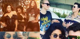 Our Desi Girl Is In Her Element! Priyanka Chopra Makes Hubby Nick Jonas & Family Groove On Tareefan!