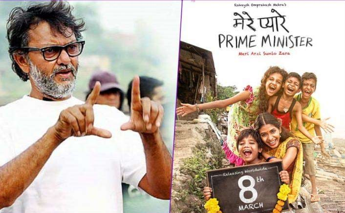 Rakeysh Omparakash Mehra wraps up Mere Pyare Prime Minister in just 7 crore, ties up with Jayantilal Gada for theatrical release