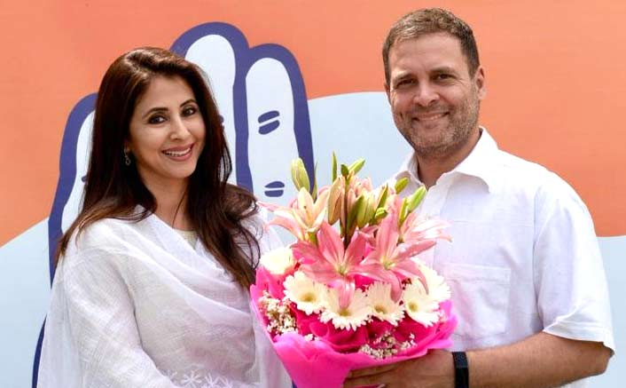 'Rangeela' actress Urmila Matondkar joins Congress
