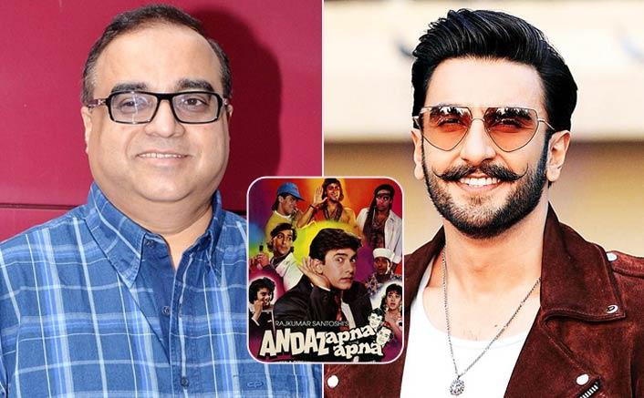 Ranveer Singh In Rajkumar Santoshi's Next! Is It A sequel Of Andaz Apna Apna? Deets Inside