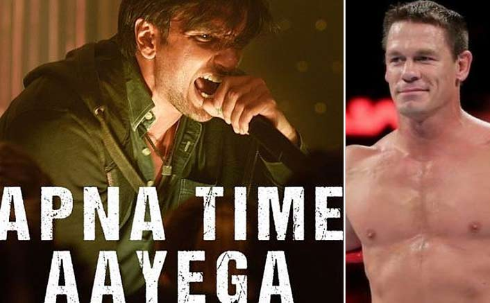 Ranveer Singh's Apna Time Aayega Gets A New Fan In WWE Superstar John Cena