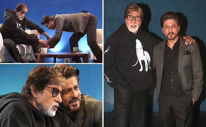 Relive the journeys of Amitabh Bachchan and Shah Rukh Khan in Badla Unplugged: episode 2