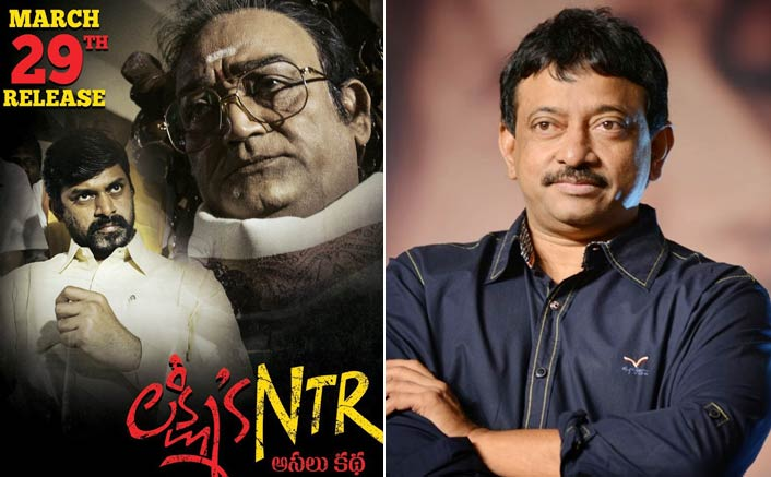"""What Law & Order Problems Can Be There With Lakshmi's NTR, I Want To Ask The Forces Behind"": Ram Gopal Varma"