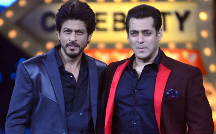Salman Khan gets way too candid at Saudi Film Festival and says the people who watch movies from Torrents are Shah Rukh Khan's fan…