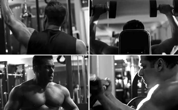 Salman Khan In His HOTTEST Avatar Ever - The Gym Video!