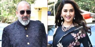 Sanjay Dutt: I Will Try To Work More With Madhuri Dixit