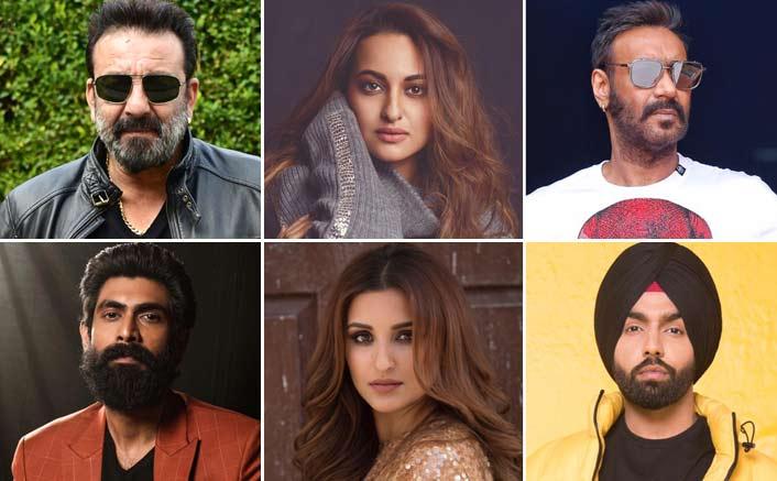 Sanjay Dutt, Sonakshi Sinha, Rana Daggubati, Parineeti Chopra and Ammy Virk join Ajay Devgn in Bhuj: The Pride of India
