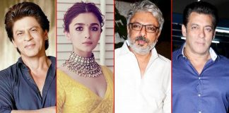 Sanjay Leela Bhansali To Bring The Trio Of Salman Khan-Shah Rukh Khan-Alia Bhatt On Big Screen?