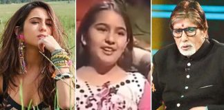 #ThrowbackThursday: Seen 12-Year-Old Sara Ali Khan's Viral 'Adaab' To Amitabh Bachchan Yet?