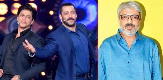 Shah Rukh Khan To Play An Important Role Salman Khan And Sanjay Leela Bhansali's Next?