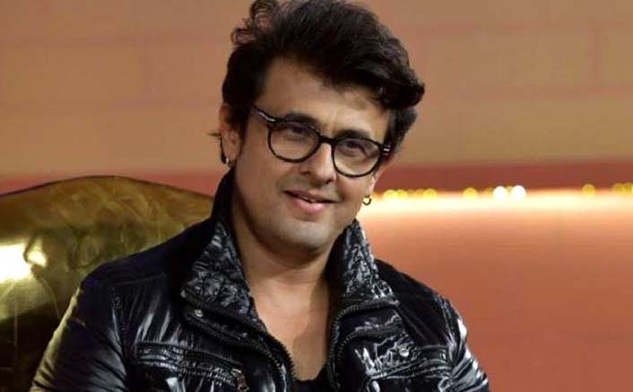 Sonu Nigam - an all-time student