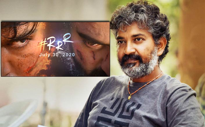 Rajamouli begins shooting for new schedule of 'RRR'