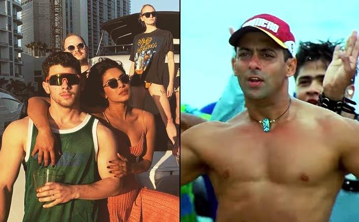 Sucker Or Jeene Ke Hai Chaar Din? Salman Khan Meets Nick Jonas In This HILARIOUS Mashup!