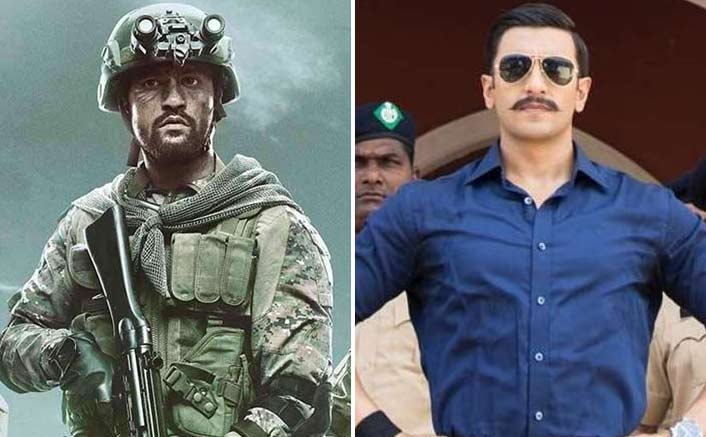 Uri: The Surgical Strike Box Office: Vicky Kaushal BEATS Simmba Ranveer Singh On Day 53!