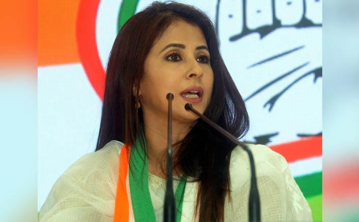 Urmila Matondkar is Congress nominee for Mumbai North