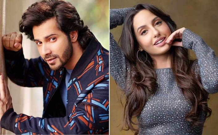 Varun Dhawan, Nora Fatehi have dance face-off