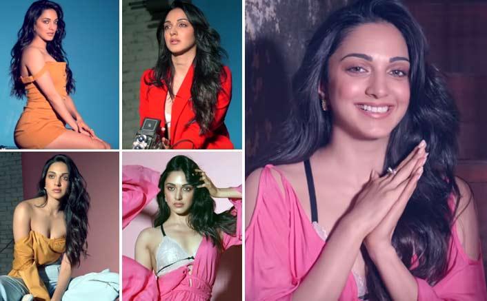 VIDEO: Kiara Advani's SEXY Photoshoot Is All Set To Break The Internet!