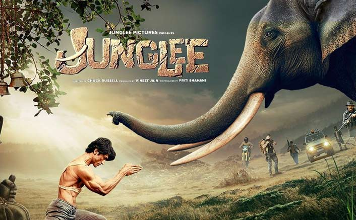 Vidyut Jammwal pulls off high risk action for Junglee