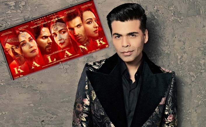 "Karan Johar Finally Speaks About The Kalank Debacle, ""It's My Failure"""