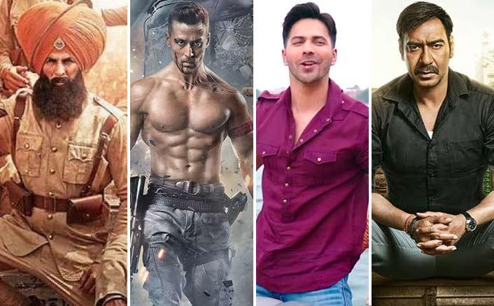 Will Akshay Kumar's Kesari Be The Highest Grosser Of March By Beating Tiger Shroff, Varun Dhawan & Ajay Devgn?