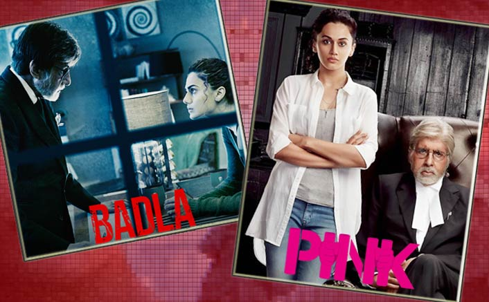 Will Amitabh Bachchan-Taapsee Pannu Reunion In Badla, Surpass Pink For Opening Day?