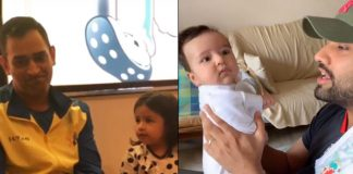 Ziva Dhoni and Samaira Sharma are the stars in the making…