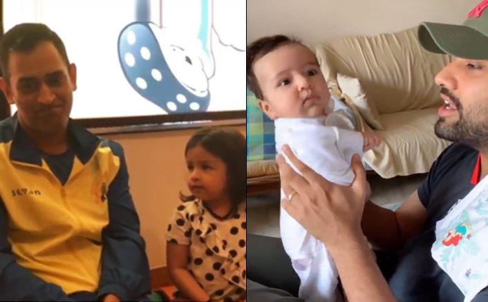 Ziva Dhoni and Samaira Sharma are the stars in the making…