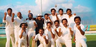'83' prep video shows cast having fun with cricket