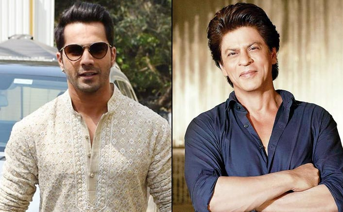 Varun Dhawan Reveals If He Spoke To Shah Rukh Khan Before Starting Kalank