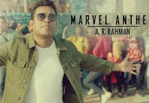 A. R. Rahman's Marvel Anthem will give you chills!