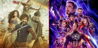 Aamir Khan's Thugs of Hindustan recorded the biggest Day 1 opening ever; Will Avengers endgame be able to break it?