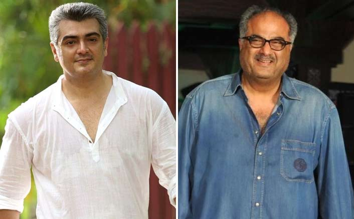 Ajith to do a Hindi film with Boney Kapoor?