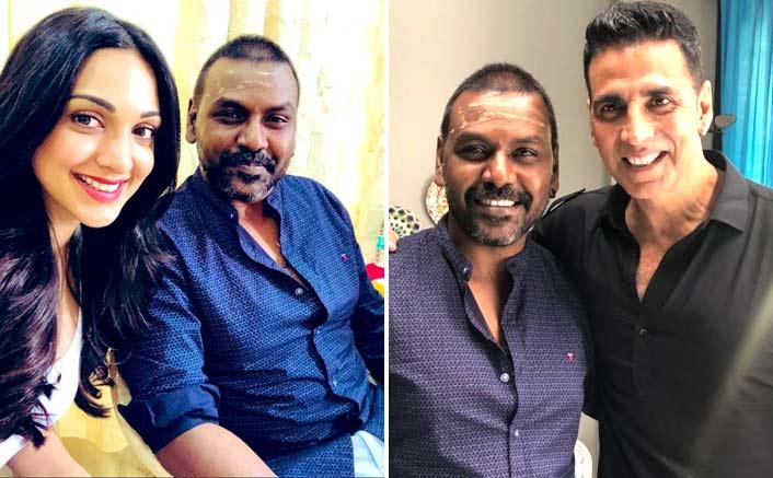 Akshay begins shooting for Kanchana's Hindi remake