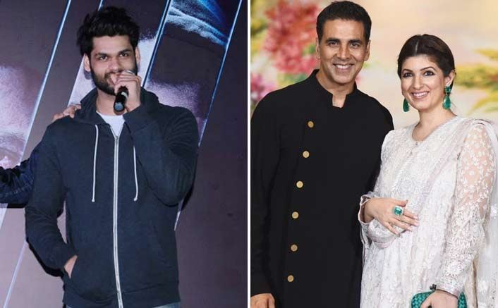Akshay, Twinkle tell Karan Kapadia to stay focussed