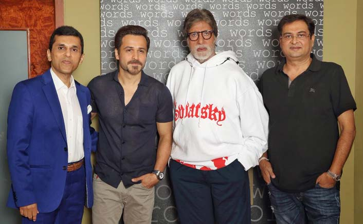 Amitabh, Emraan to star in psychological thriller