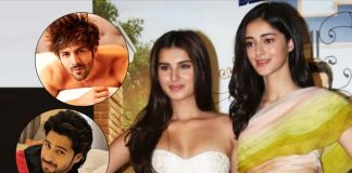 Ananya Panday & Tara Sutaria React On Link Up Rumours With Kartik Aaryan & Sidharth Malhotra!