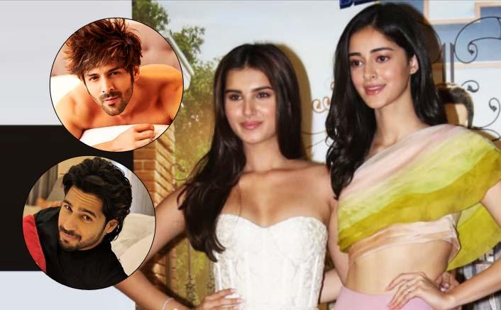 Ananya Panday & Tara Sutaria React On Link Up Rumours With Kartik Aaryan & Sidharth Malhotra!