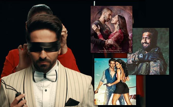 AndhaDhun Box Office (Worldwide): On A Roll! Surpasses Bang Bang, Uri & Bajirao Mastani!