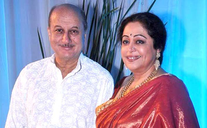 Anupam to be with Kirron Kher when filing nomination